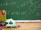 Volta às aulas — Fotografia Stock