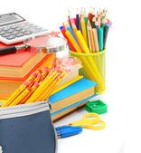 School accessories . — Стоковое фото