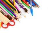 School accessories . — Foto de Stock