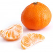Clementine Orange - Tangerine — Stock Photo