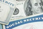Sosyal güvenlik kartı — Stok fotoğraf