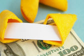 Fortune cookie — Stock Photo