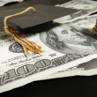 Stock Photo: Education money