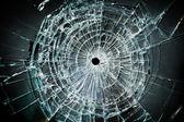 Fenêtre cassée — Photo