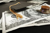 Education money — Stock Photo