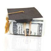 Salary grad — Stock Photo