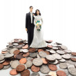 Coin couple — Stock Photo #44999701