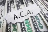 The ACA — Stock Photo