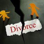 Divorce couple — Stock Photo #48258169