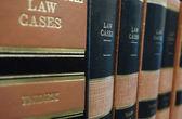 Casi di legge — Foto Stock