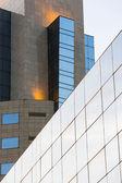 Modern business center building — Stock Photo