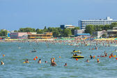 Mamaia resort, Romania — Stock Photo