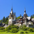 Peles castle, Sinaia, Romania — Photo