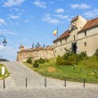 Stock Photo: Citadel of Brasov