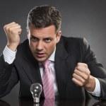 Anger management — Stock Photo
