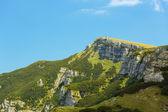 Bucegi mountain lanscape — Stock Photo