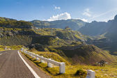 Mountain road landscape — Stock Photo