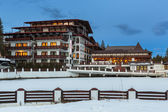 Aurelius Hotel, Poiana Brasov, Romania — Stockfoto