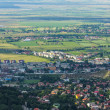 Stock Photo: Brasov suburbs, Romania