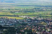 Brasov suburbs, Romania — Stock Photo
