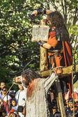 Jesus Christ crucifixion — Stock Photo