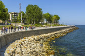 Seawall in Constanta, Romania — Stock Photo