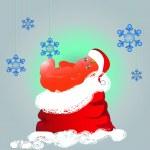 Christmas baby — Stock Photo #14730945