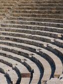 Stepped seating at Curium Theatre — Stock Photo