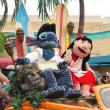 Stock Photo: Lilo and Stitch at Disneyland Paris