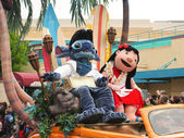 Lilo and Stitch at Disneyland Paris — Stock Photo