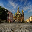 Our Saviour on Spilled Blood — Stock Photo #9090581