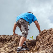 Mountain Climbing — Stock Photo #28284265