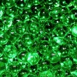 Green bubbles - Stock Photo