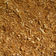 Texture of bark mulch — Stock Photo