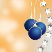 Abstract christmas illustration — Stock Photo