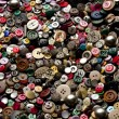 Royalty-Free Stock Photo: Multicolored background. sewing buttons.