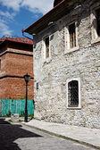 Old european town — Stock Photo