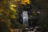 Meigs waterfall — Stock Photo