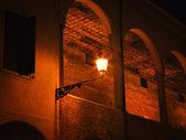 Old street lighter — Stock Photo