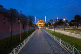 Sultanahmet Blue Mosque — Stock Photo