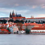 Panorama of old Prague — Stock Photo #9148632