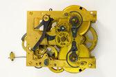 Very old clockwork — Stock Photo