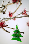 Christmas tree... — Stock Photo