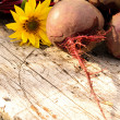 Royalty-Free Stock Photo: Bunch of beetroots