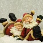 Santa fun... — Stock Photo