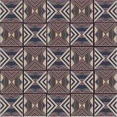 Javanese traditional pattern batik 4 — Stock Vector