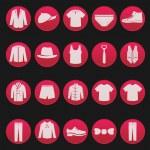 ������, ������: Men clothing fashion item set series 2