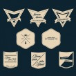 Vintage Logo Vector Set — Stock Vector #30180851