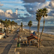 Stock Photo: Oceanside California