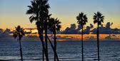 Pacific Ocean Sunset — Stock Photo